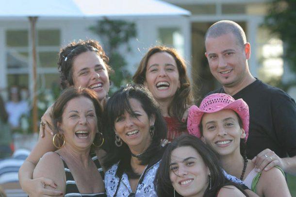 FAMILIA, ANTIGA, BIBI 40 ANOS